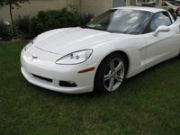 Picture of 2009 Chevrolet Corvette 4LT Coupe RWD, exterior, gallery_worthy