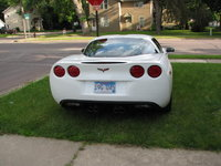 Picture of 2009 Chevrolet Corvette Coupe 4LT, exterior