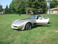Picture of 1982 Chevrolet Corvette Collector Edition Coupe RWD, exterior, gallery_worthy