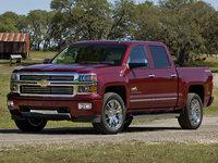 2014 Chevrolet Silverado 1500, Front-quarter view. Copyright General Motors, exterior, manufacturer