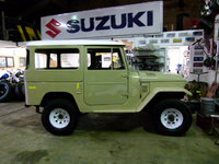 1978 Toyota Land Cruiser Overview