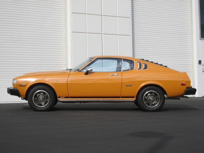 toyota celica questions   looking for color code of 1976