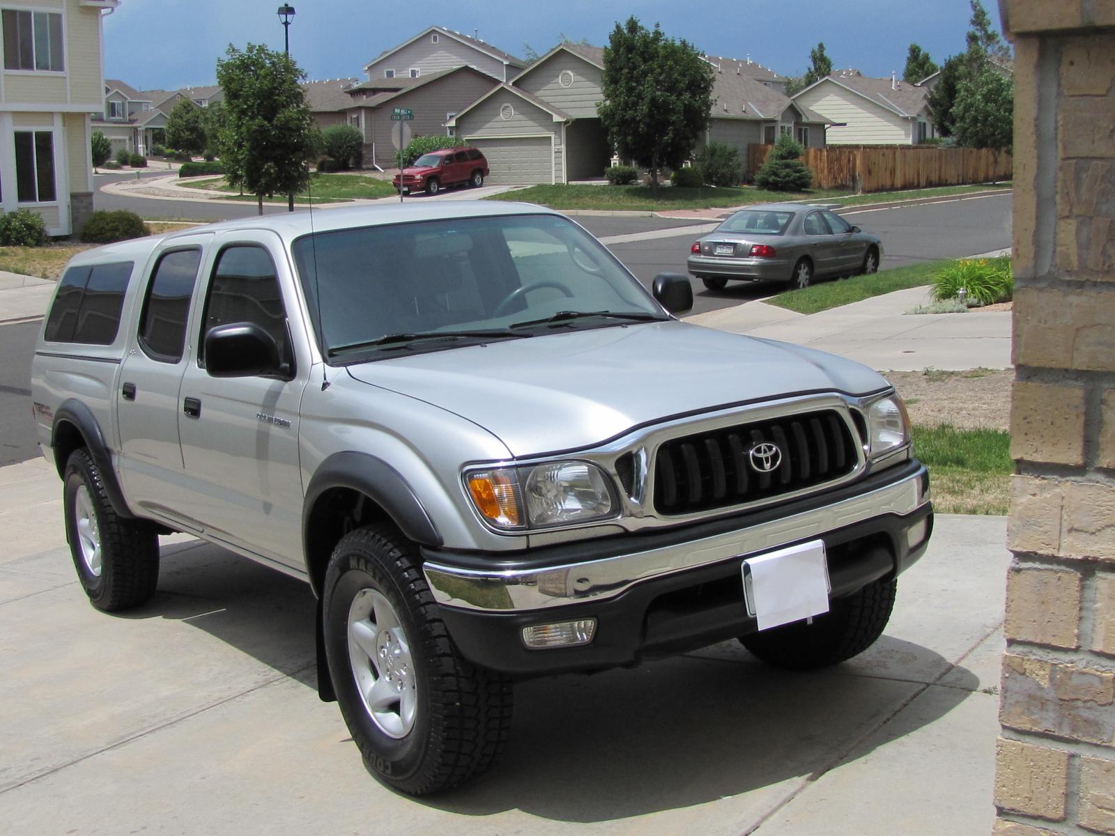 2004 Toyota Tacoma Exterior Pictures Cargurus