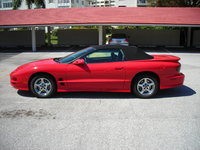Picture of 2002 Pontiac Firebird Trans Am Convertible, exterior