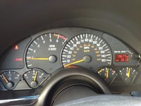 Picture of 2002 Pontiac Firebird Trans Am, interior, gallery_worthy