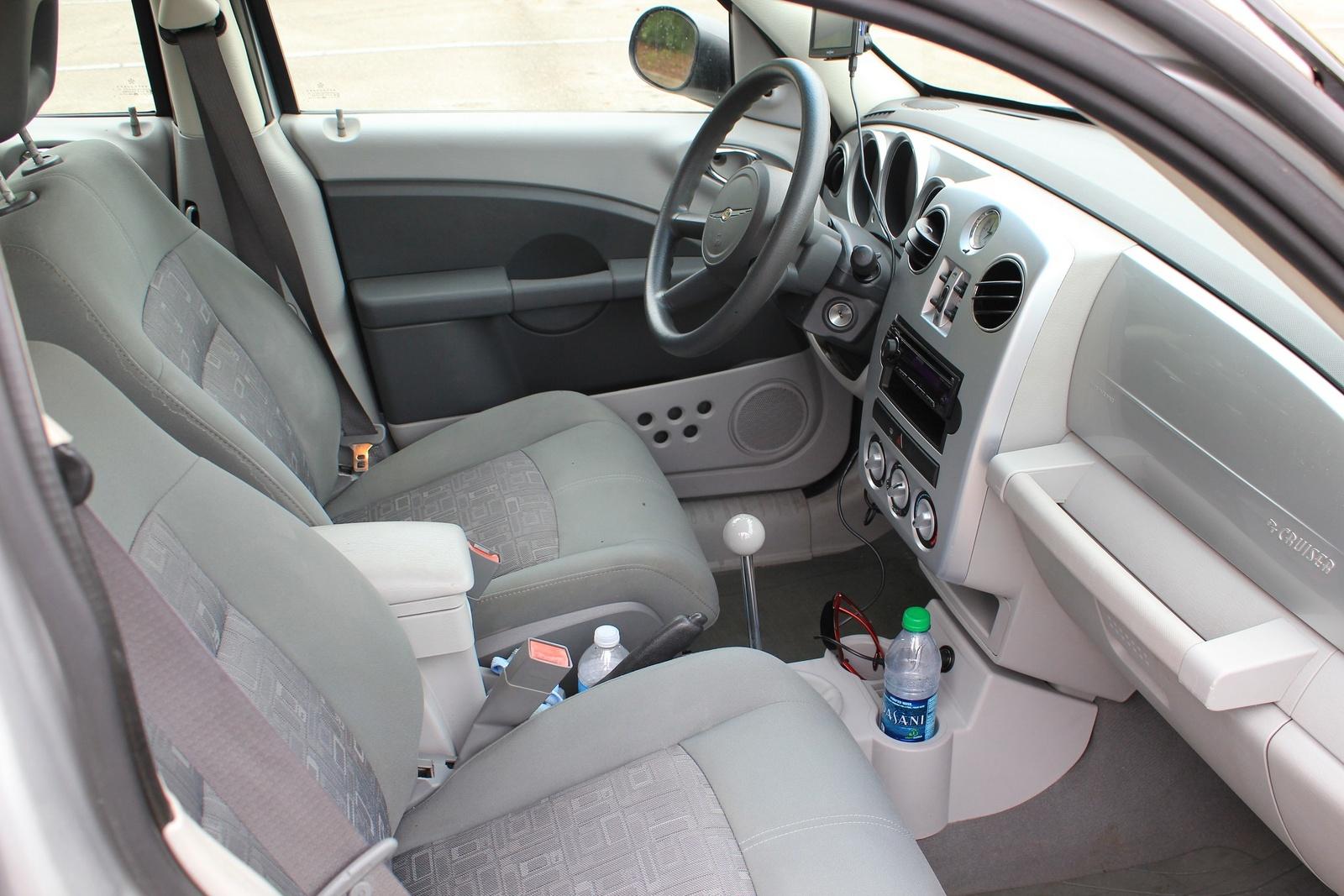 Chrysler Pt Cruiser Dr Base Pic on 2004 Chrysler Sebring Touring Edition