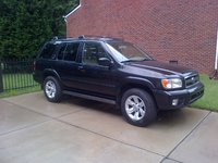Picture of 2002 Nissan Pathfinder LE 4WD, exterior, gallery_worthy