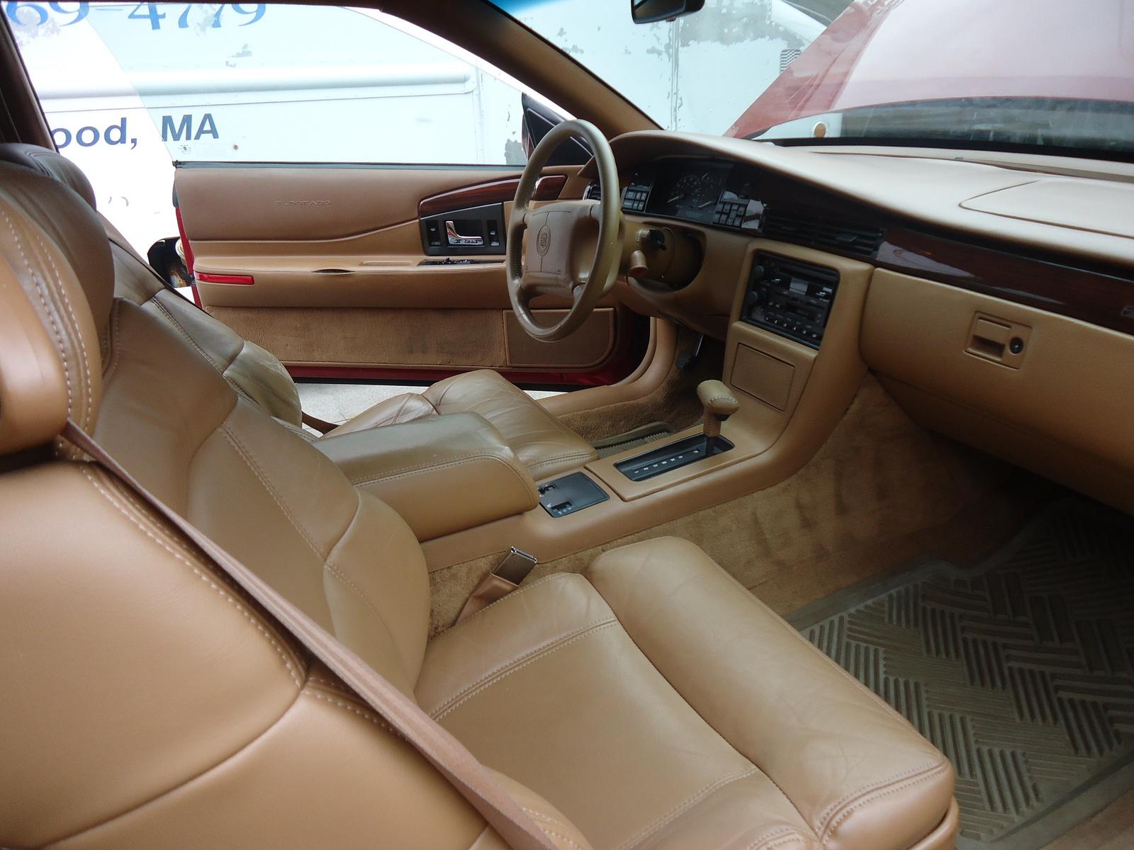 1995 Cadillac Eldorado Pictures Cargurus