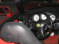 2003 Toyota MR2 Spyder 2 Dr STD Convertible picture, interior