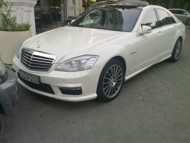 Picture of 2010 Mercedes-Benz S-Class