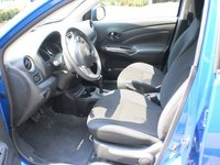 Picture of 2012 Nissan Versa 1.6 SL, interior