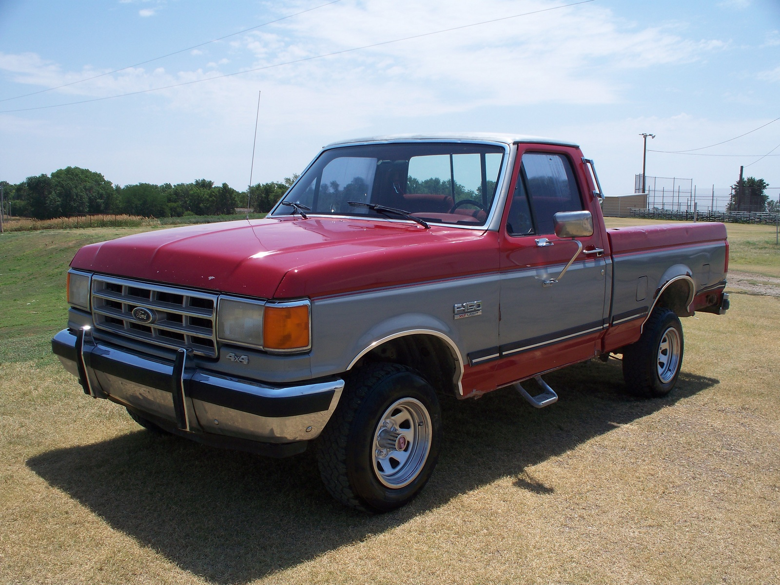 1988 ford f 150 xlt lariat 1988 ford f 150 pictures cargurus. Black Bedroom Furniture Sets. Home Design Ideas
