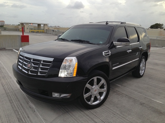 picture of 2011 cadillac escalade hybrid awd exterior. Cars Review. Best American Auto & Cars Review