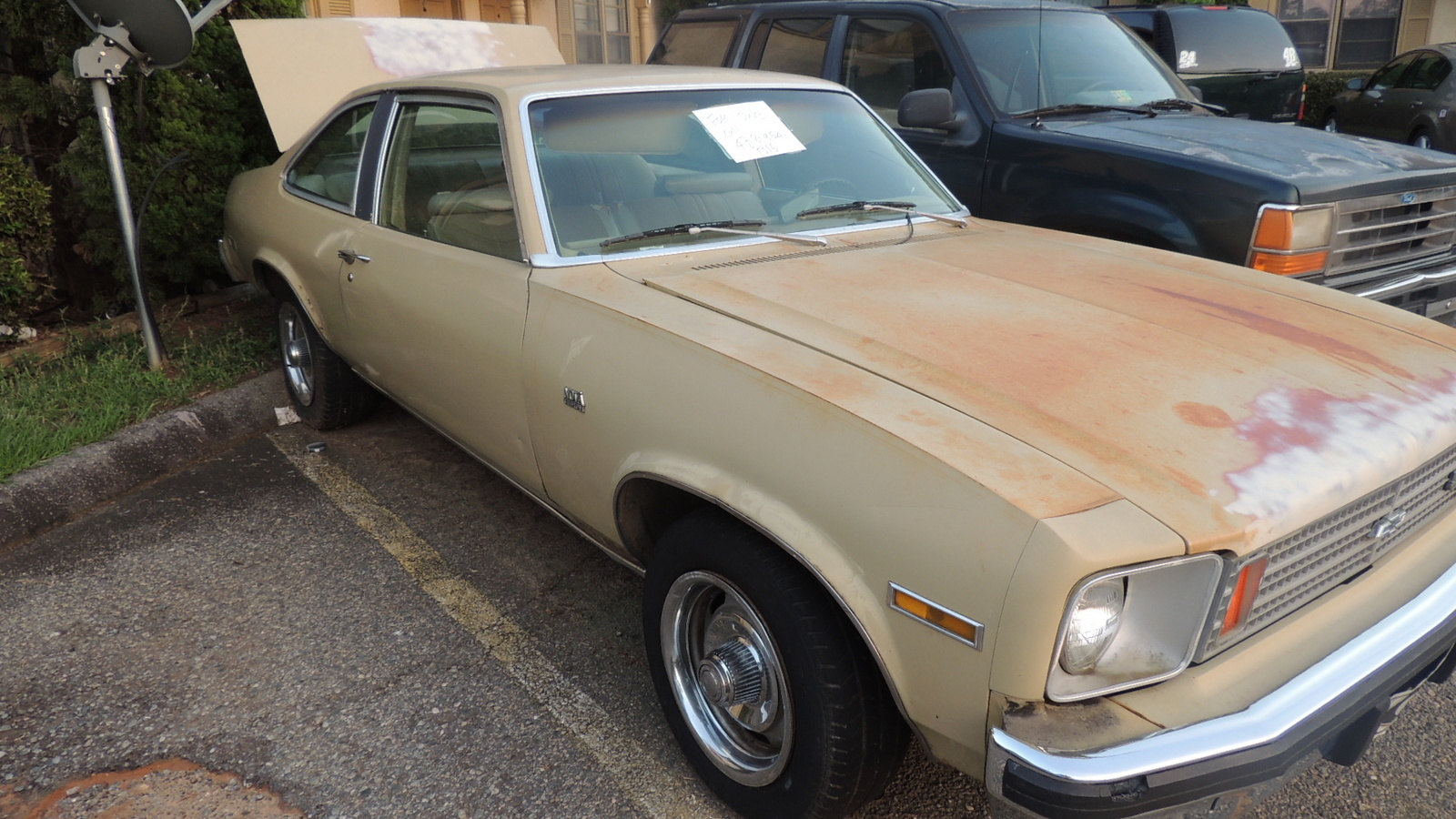 Picture of 1975 Chevrolet Nova, exterior