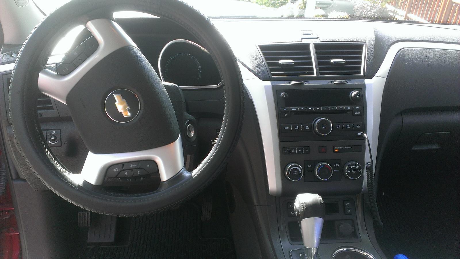 2010 Chevy Traverse Ls 2012 Chevrolet Traverse - Interior Pictures - CarGurus