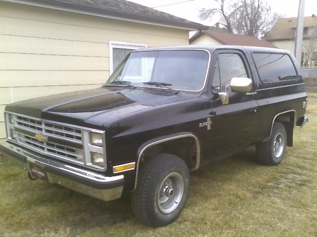 Picture of 1985 Chevrolet Blazer 4WD, exterior