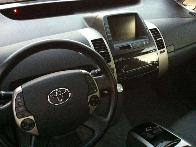 Captivating Picture Of 2006 Toyota Prius Base, Interior, Gallery_worthy
