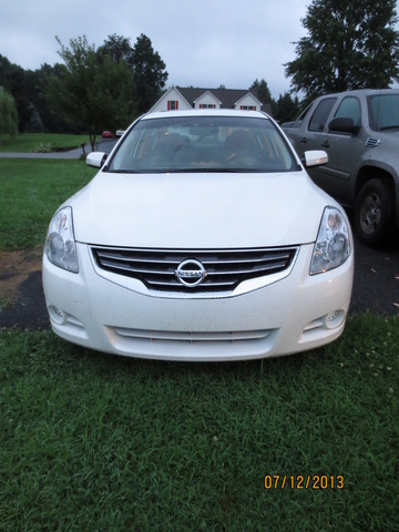 Picture of 2012 Nissan Altima 2.5 SL, exterior, gallery_worthy