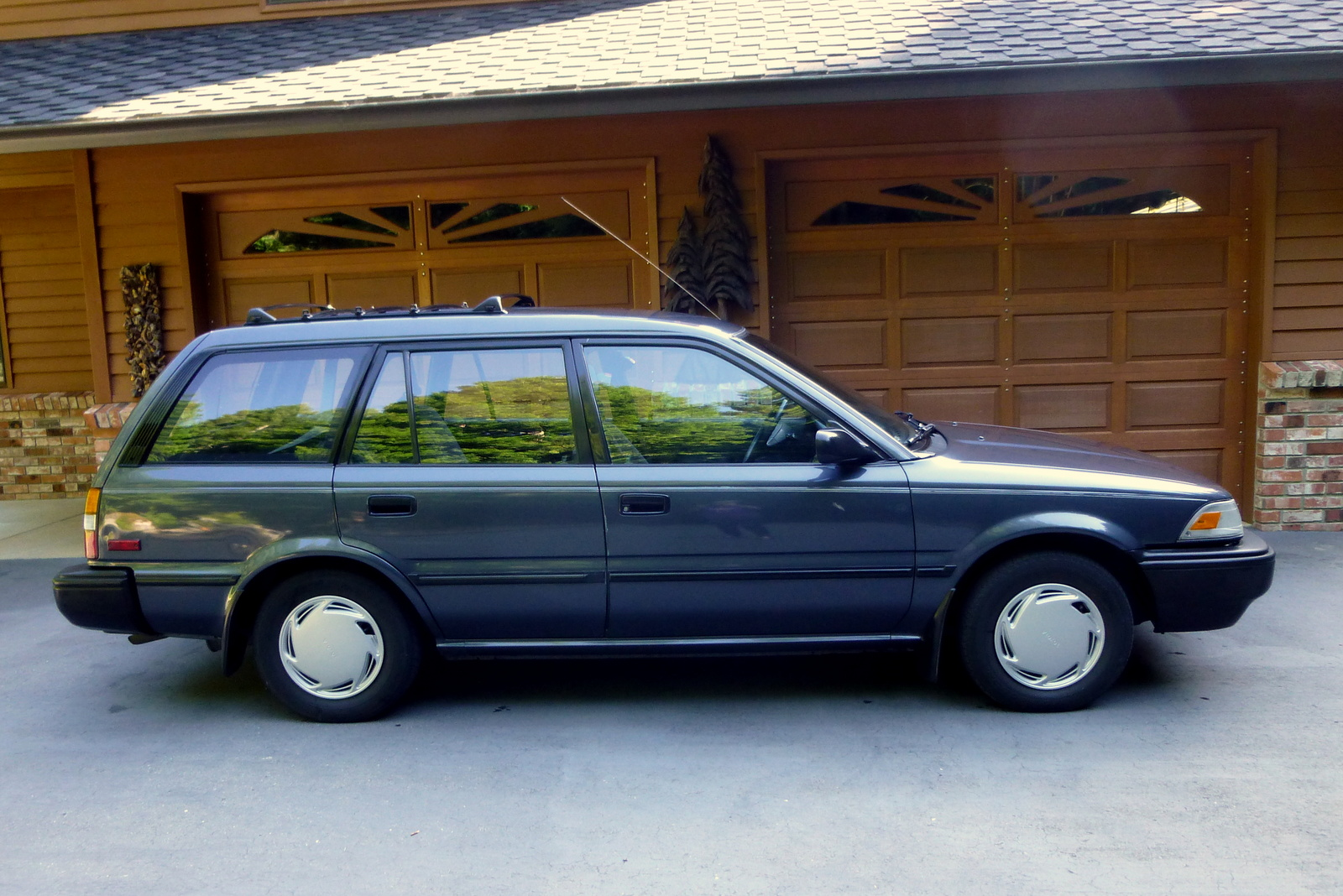 Picture of 1991 toyota corolla dx wagon exterior