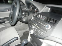 Picture of 2009 Honda Accord LX, interior