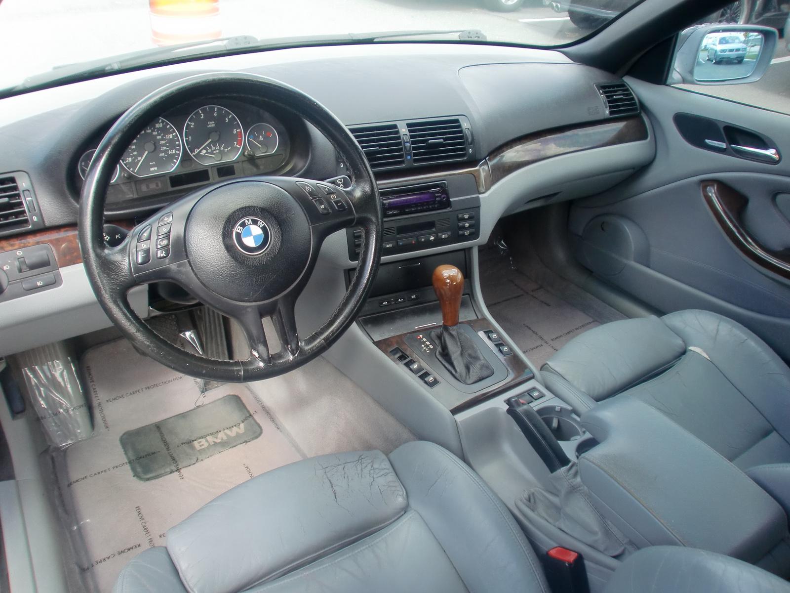 2001 Bmw 330i Interior Trim