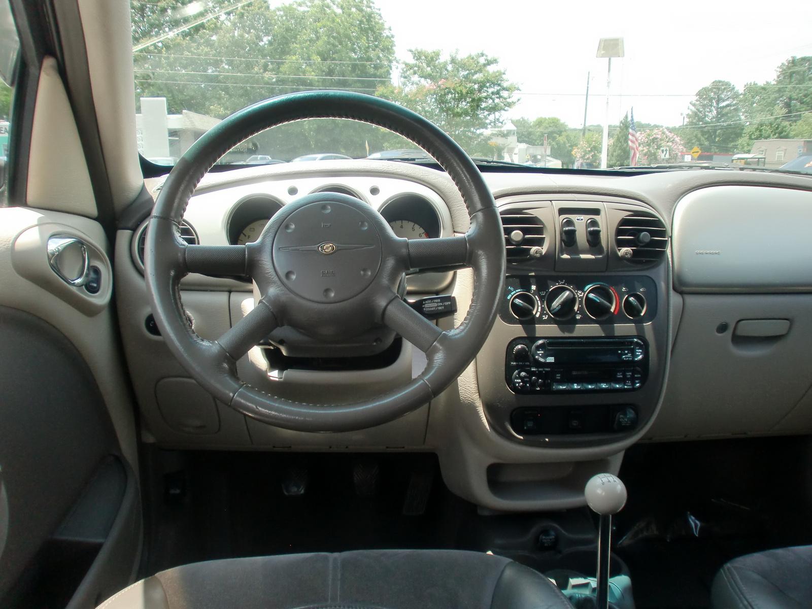 2001 Chrysler Pt Cruiser Interior Pictures Cargurus