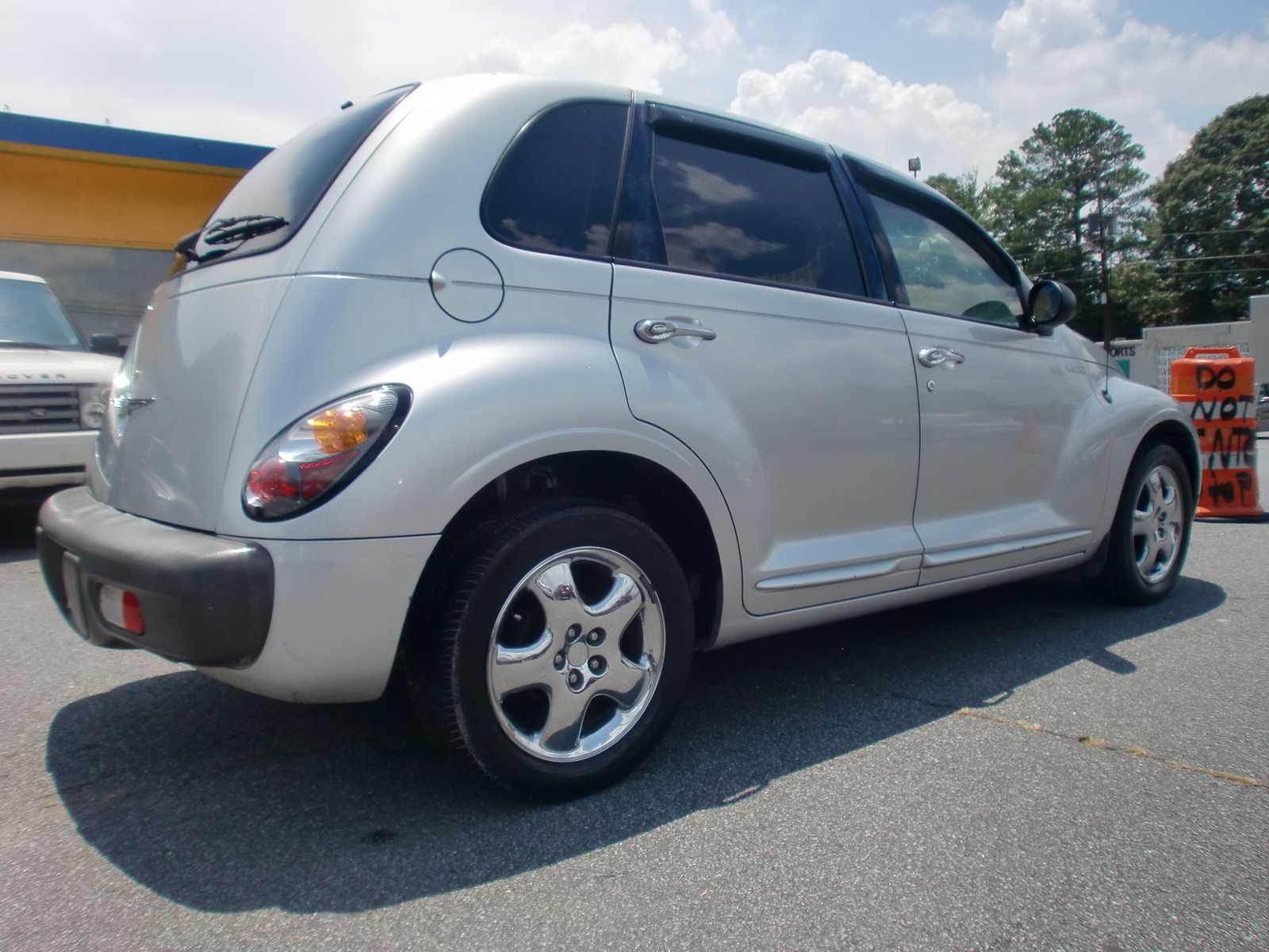2001 Chrysler Pt Cruiser Pictures Cargurus