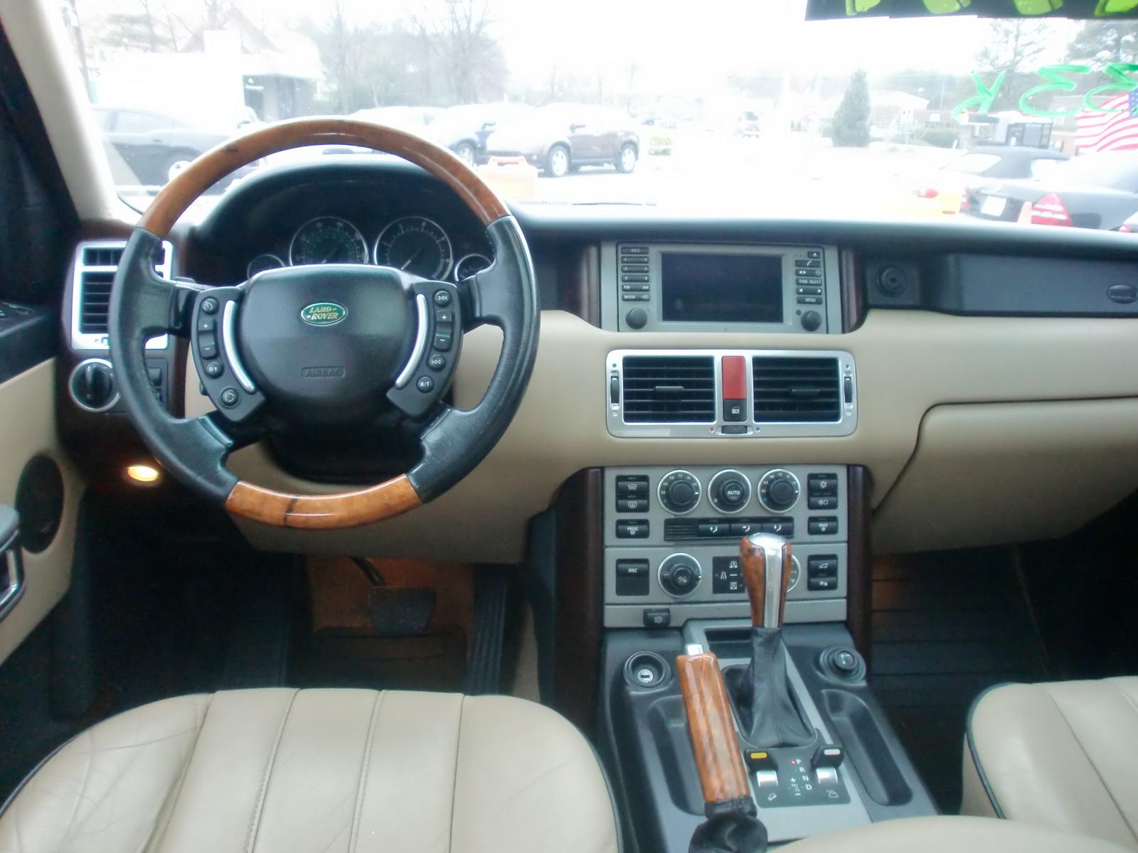 2003 Land Rover Range Rover Interior Pictures Cargurus