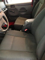 Picture of 2006 Jeep Wrangler X, interior