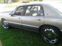 Picture of 1994 Buick Park Avenue 4 Dr Base Sedan, exterior