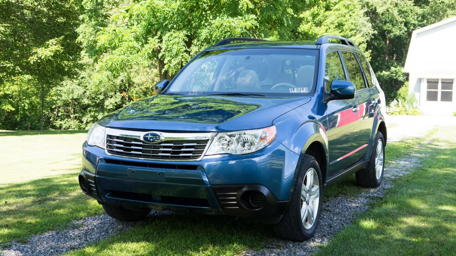 2010 Subaru Forester Pictures Cargurus