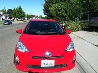 2012 Toyota Prius C picture, exterior