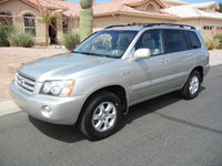 Picture of 2001 Toyota Highlander Limited V6, exterior, gallery_worthy