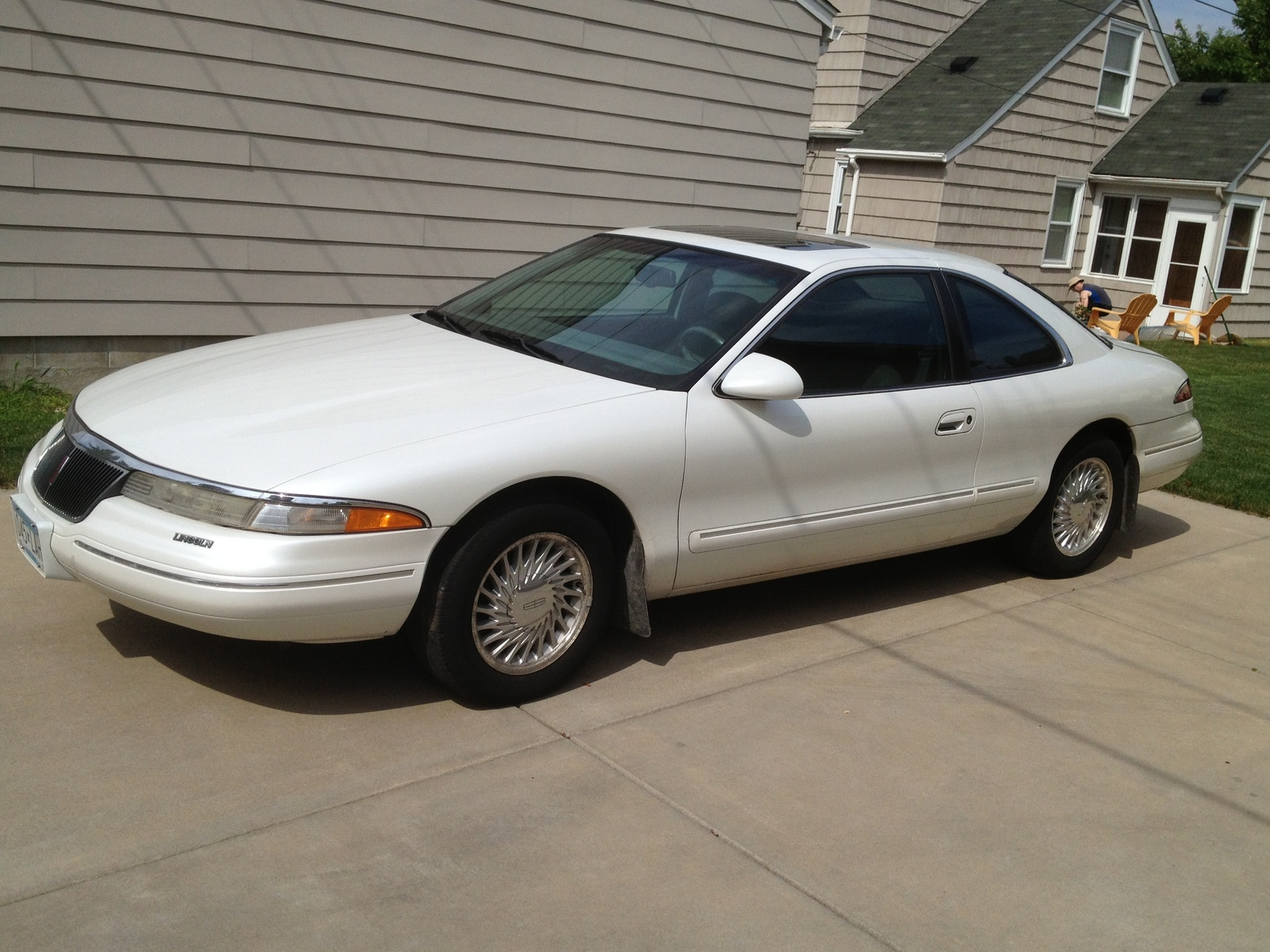 Picture of 1994 Lincoln Mark VIII 2 Dr STD Coupe