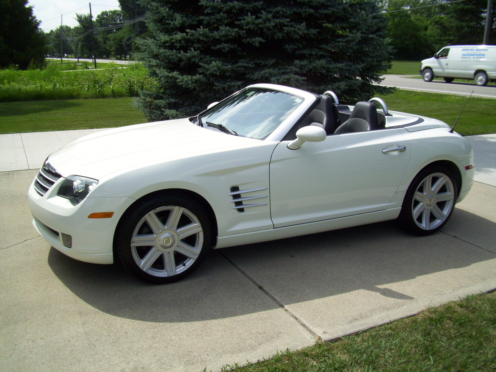2005 chrysler crossfire pictures cargurus. Black Bedroom Furniture Sets. Home Design Ideas