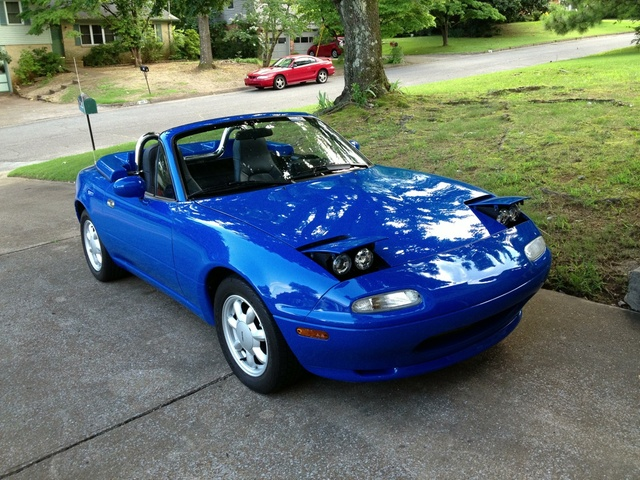 1990 mazda mx 5 miata pictures cargurus. Black Bedroom Furniture Sets. Home Design Ideas