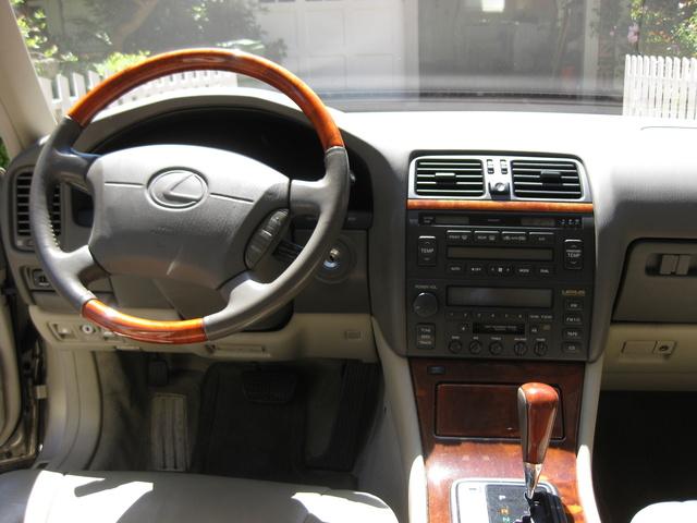 Picture of 1999 Lexus LS 400 400 RWD, interior, gallery_worthy