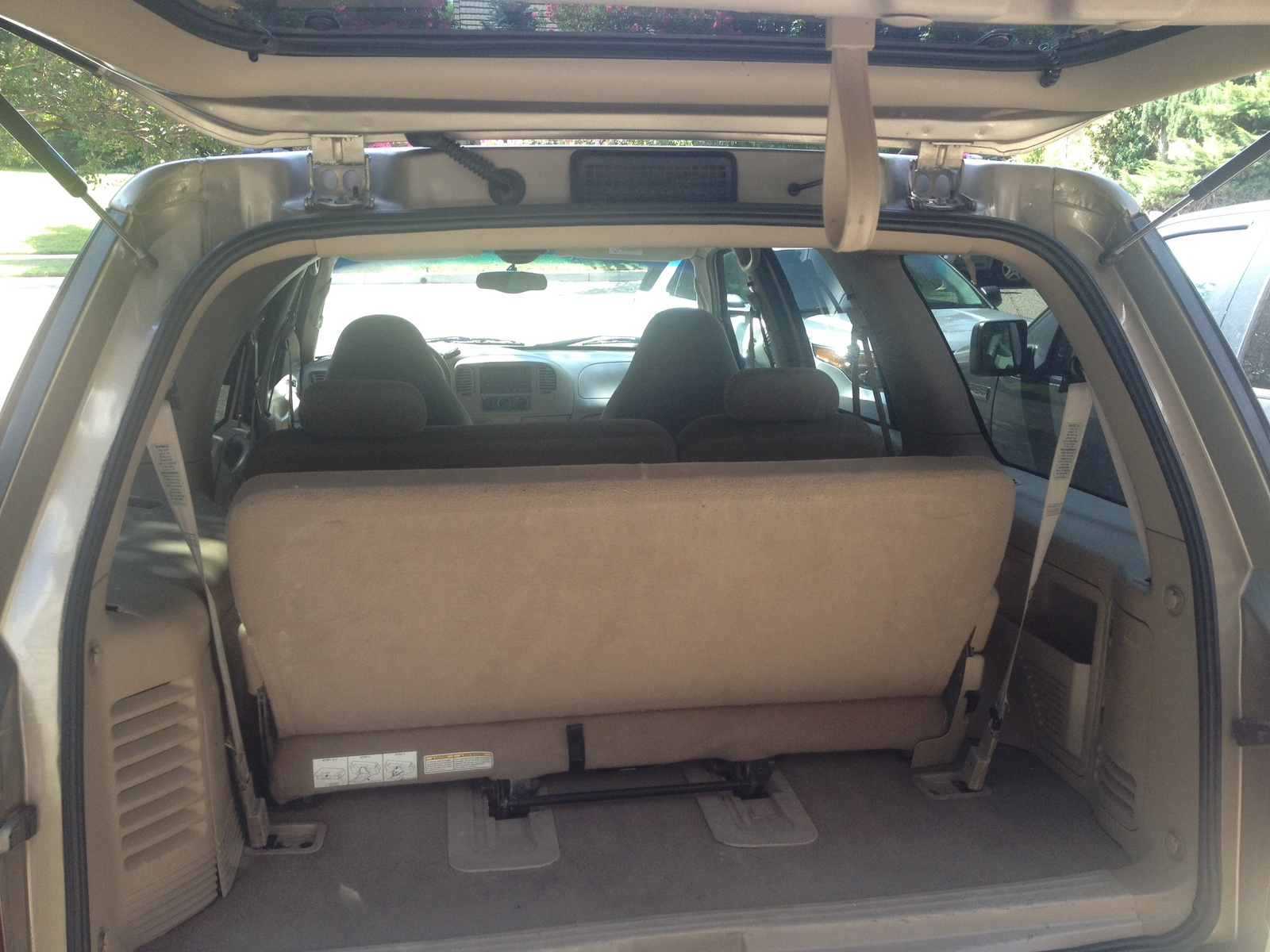2001 Ford Expedition Eddie Bauer >> 2001 Ford Expedition - Interior Pictures - CarGurus