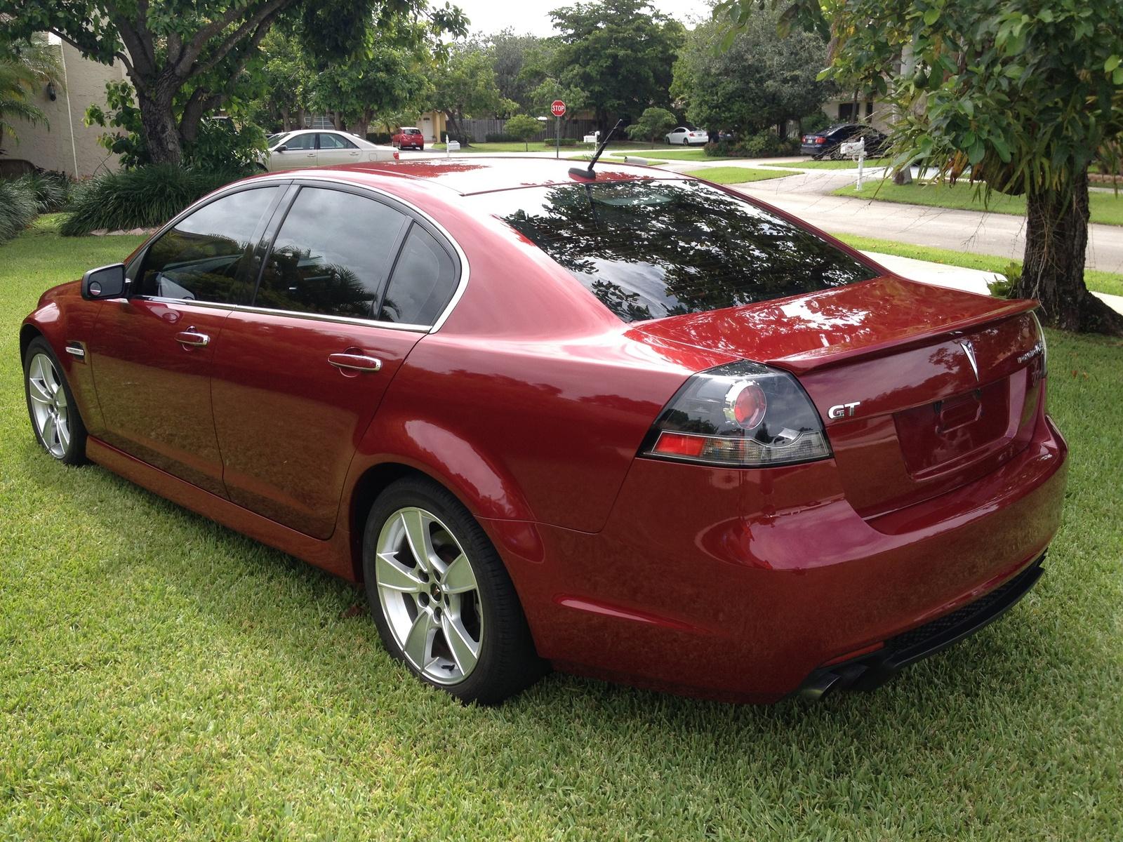 2009 Pontiac G8 Pictures Cargurus