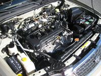 Picture of 2001 Nissan Sentra GXE, engine