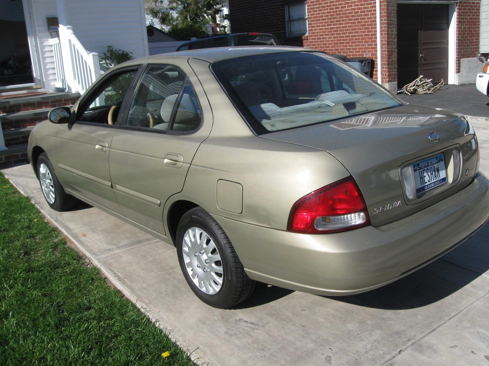 2001 Nissan Sentra Pictures Cargurus