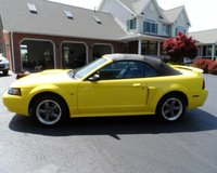 Picture of 2002 Ford Mustang Premium Convertible, exterior