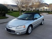 Picture of 2001 Chrysler Sebring LXi Convertible, exterior