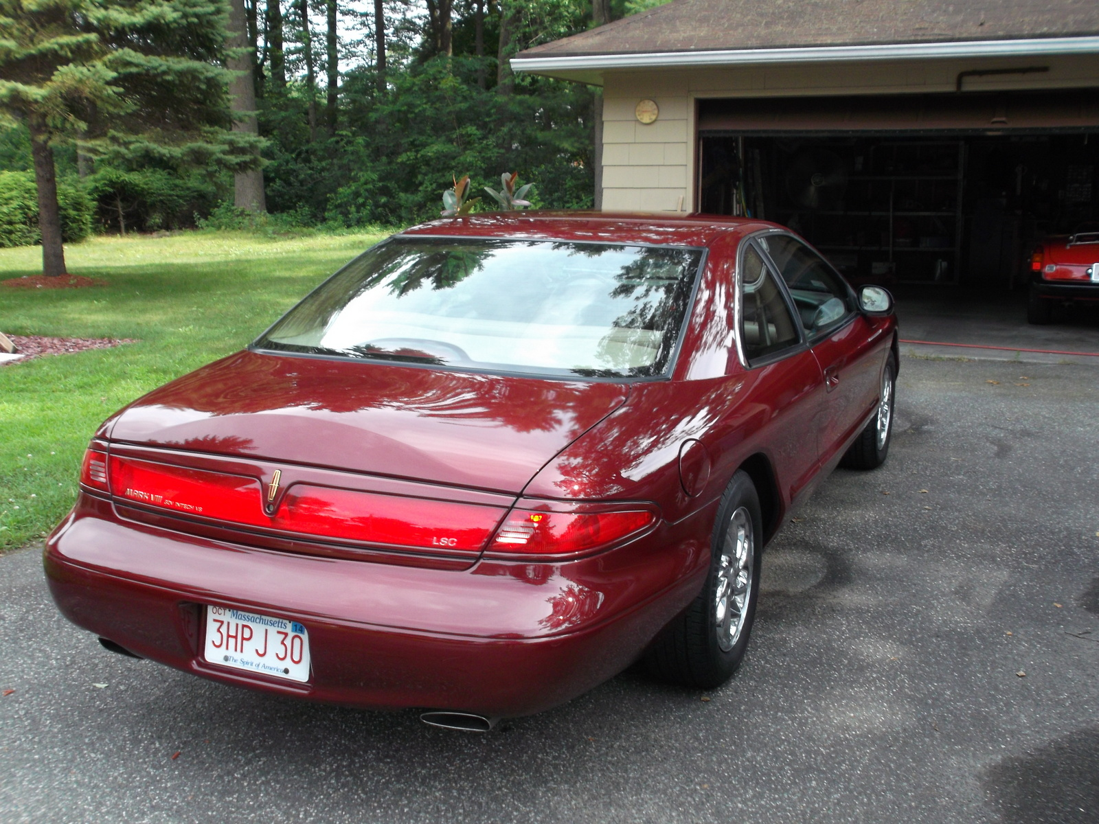 1998 Lincoln Mark Viii - Pictures