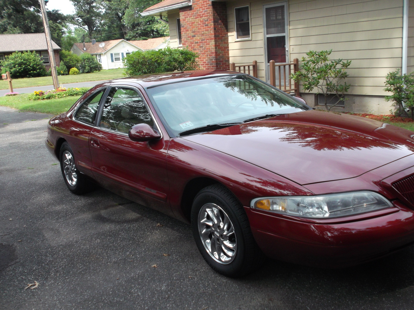 1998 Lincoln Mark Viii - Exterior Pictures