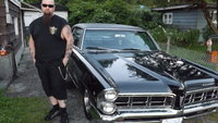 Our 1965 Pontiac Parisienne Custom Sport 2 dr Hardtop  Steve and Black Betty, exterior