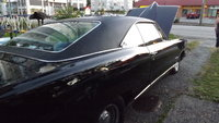 1965 Pontiac Parisienne, Black Betty, exterior