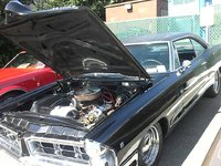 1965 Pontiac Parisienne, Our Black Betty, engine, gallery_worthy