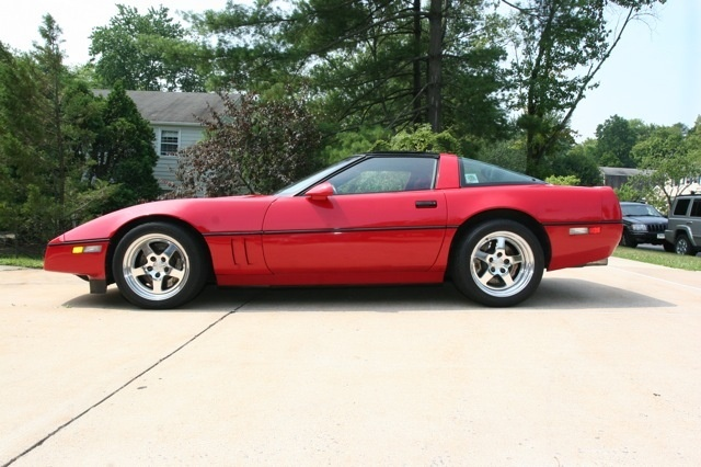 Picture of 1990 Chevrolet Corvette ZR1, exterior, gallery_worthy