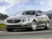 2014 Volvo S60, Front-quarter view, exterior, manufacturer